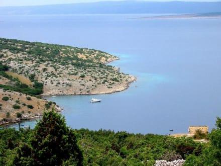 Kroatien / Insel Krk / Punat - Insel Krk