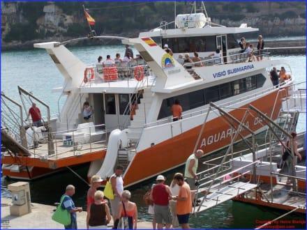 Küstenfahrt - Yachthafen Porto Cristo