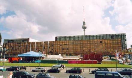 Erichs Lampenpalast - Palast der Republik (existiert nicht mehr)