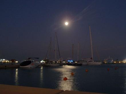 Einfach herrlich dort - Yachthafen Hurghada