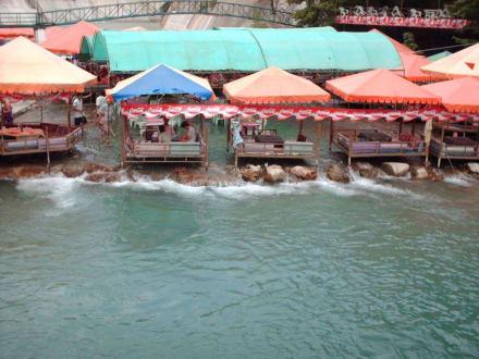 Dimcay Göl - Restaurant Dimcay