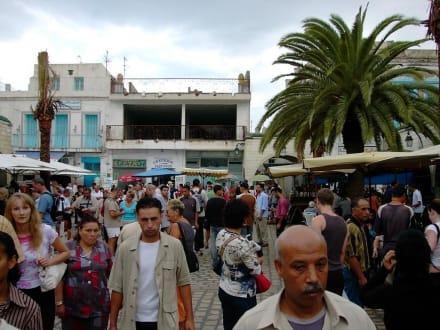 Hotel Iberostar Chich Khan - Markt