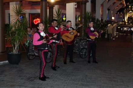 Mexikanische Band - Universal City Walk