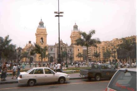 Plaza Mayor in Lima - Stadtrundgang Lima