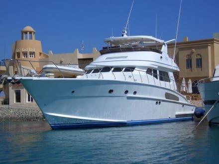 Hafen - Sea Trip El Gouna