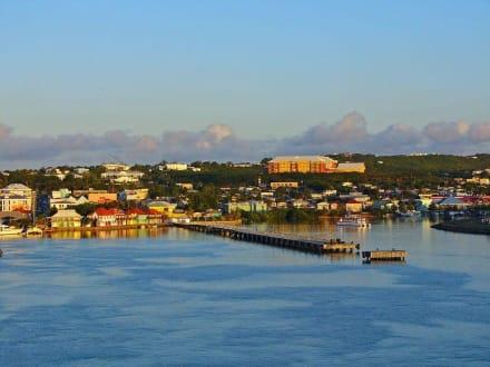 St.John's - Antigua - Hafen St. John's