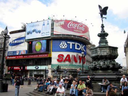 Trafalgar Square - London - Trafalgar Square