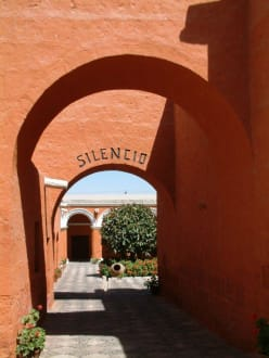 Kloster Santa Catalina - Santa Catalina Kloster