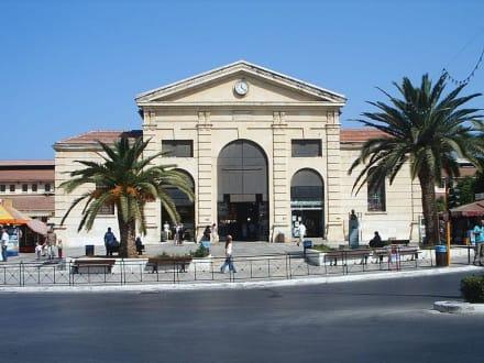 Markthalle von Chania - Markthalle