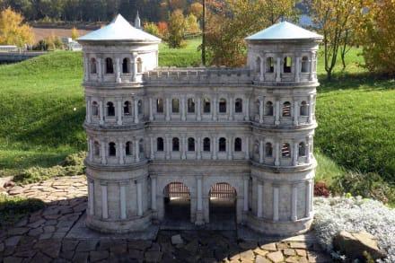 Porta Nigra - Miniaturwelt Lichtenstein