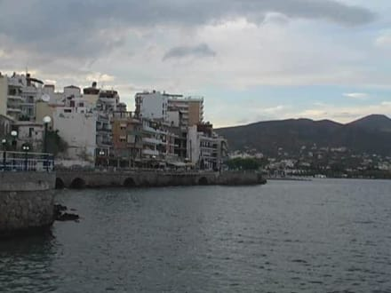 Der Hafen - Hafen Agios Nikolaos