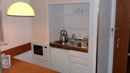 pantryk che bild derag livinghotel maximilian in n rnberg bayern deutschland. Black Bedroom Furniture Sets. Home Design Ideas