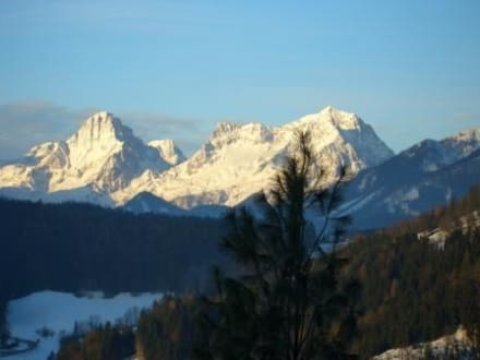 Stoderer Berge im Winter - Vorderstoder