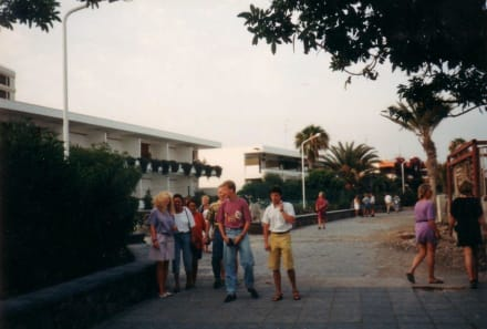 Promenda - Strandpromenade Playa del Inglés