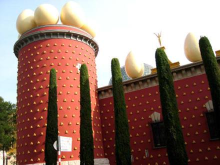 Dali Museum - Dali Theatre-Museum