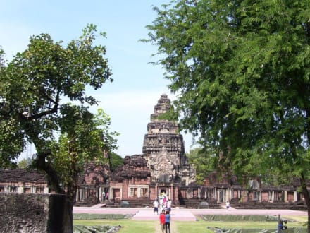 Historischer Park - Phimai