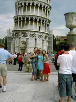 Pisa - Schiefer Turm von Pisa