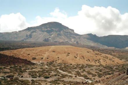 Parque Nacional de Teide - Caldera de las Canadas - Teide Nationalpark