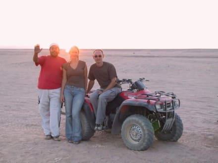 Quad Tour 2 Ägypten Hurghada - Quad Tour Hurghada