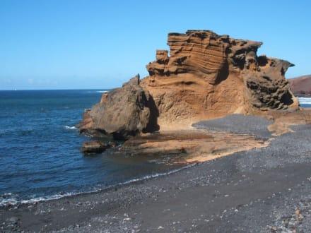 Strand bei El Golfo - Strand El Golfo