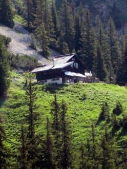 Tannheimer Hütte - Rote Flüh