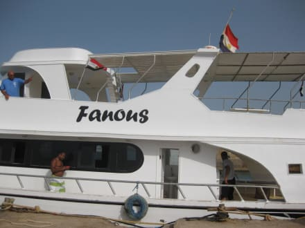 Ship/Boat/Ferry - Bob Satey Red Sea Tours