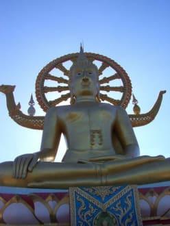 Das Wahrzeichen von Samui - Big Buddha