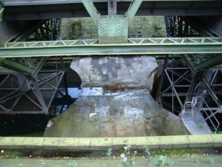 Schwimmzylinder im Schiffshebewerk Henrichenburg - Schleusenpark Waltrop