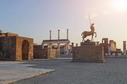 Das antike Pompeji - Das antike Pompeji