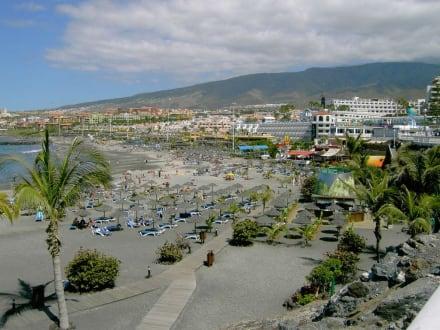 Strand Fanabe - Strand Playa de Fanabe