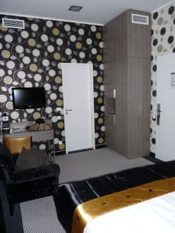 Unser Standardzimmer 212 - Alta Moda Fashion Hotel