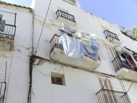 Auch das gehört zur Altstadt - Altstadt Dalt Vila Ibiza