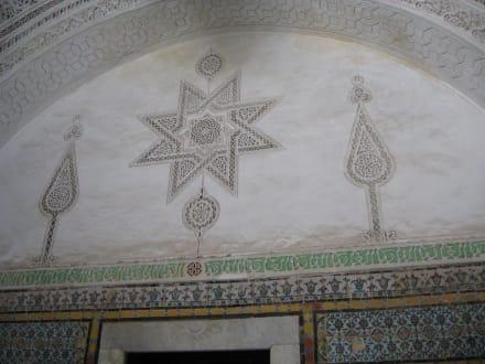 Die Wandschmuck - Tourbet El Bey