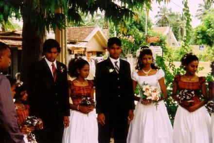 Hochzeit - Kirchen