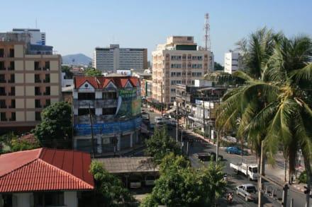 Dachterrasse - Sino House Phuket Hotel
