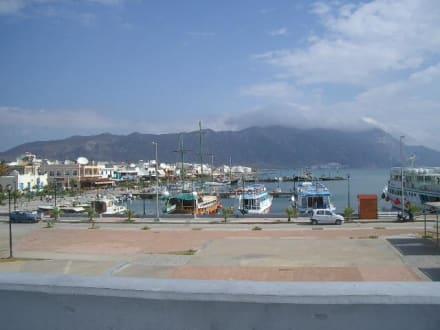 Hafen von Kardamena - Hafen Kardamena