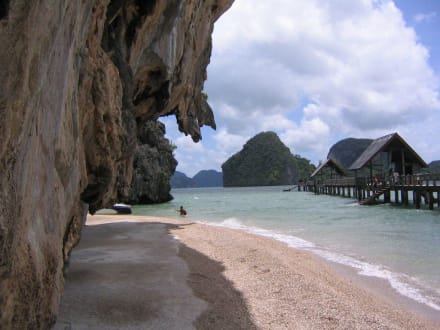 James Bond Island - Khao Phing Kan - James Bond Felsen