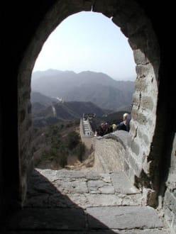 Die grosse Mauer - Chinesische Mauer