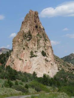 Garten of gots Colorado Springs - Garten of the Gods