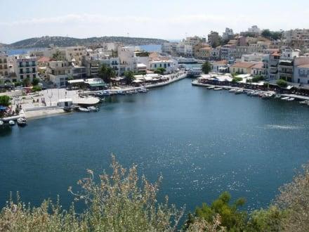 Agios Nikolaos - See Limni Vulisméni