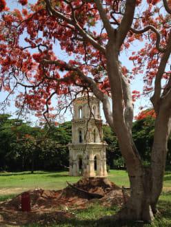 Aussichtsturm für Sklavenbeobachtung - Individualtour Nordwest Kuba