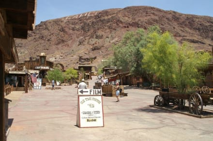 Calico Ghost Town  - Calico Ghost Town