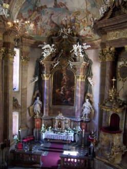 Schloßkapelle - Schloß Ludwigsburg