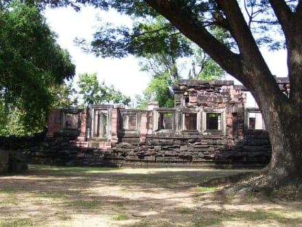 Khmerbauweise - Phimai