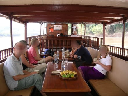 Im Schatten - Luang Say Cruise