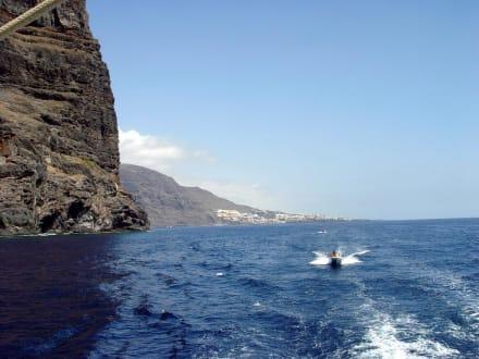 Panorama Los Gigantes - Steilküste Los Gigantes