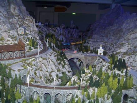Schweiz - Miniatur Wunderland Hamburg