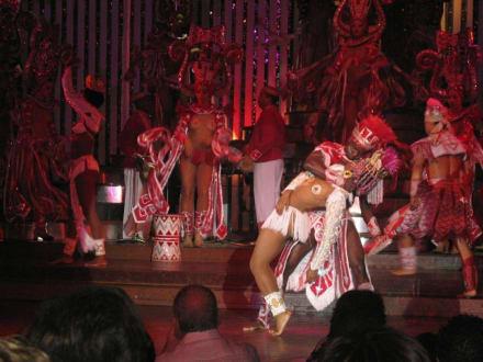 Tropicana Show - Hotel Nacional