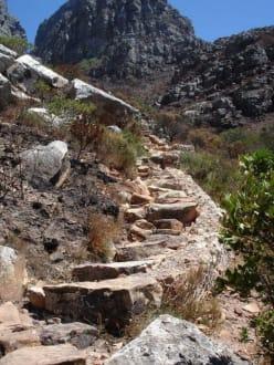 Platteklip Gorge  - Tafelberg