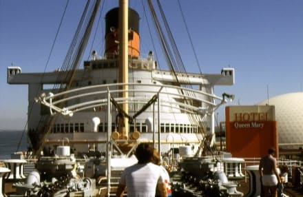 Das Hotel Queen Mary - Queen Mary